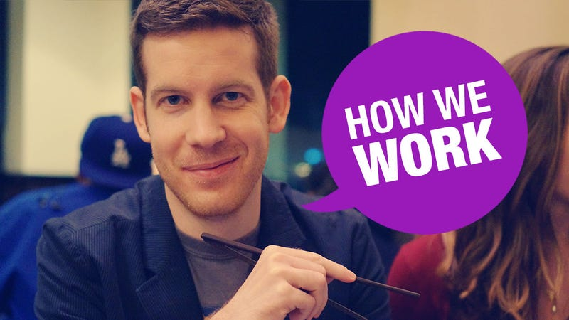 How We Work: Whitson Gordon's Favorite Gear and Productivity Tricks