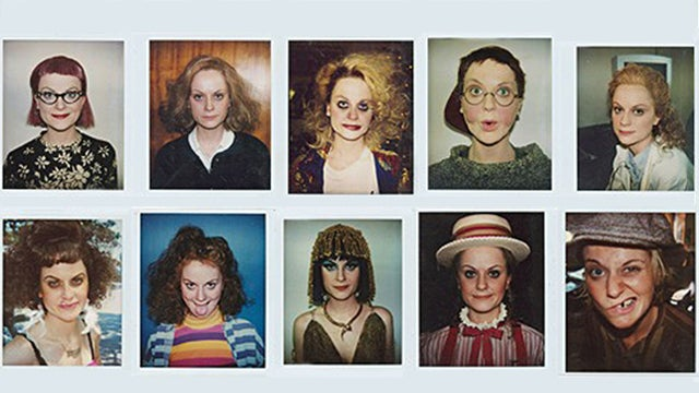 Amy Poehler's 30 Personalities