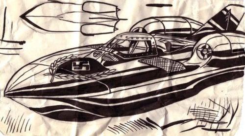 The 3000-hp Mercedes-Powered Nazi Speedboat