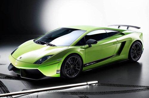 Lamborghini Gallardo LP570-4 Superleggera: Holy Intakes, Batman!