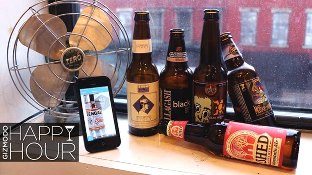 Netflix-Style Booze Recommendation Works Surprisingly Well