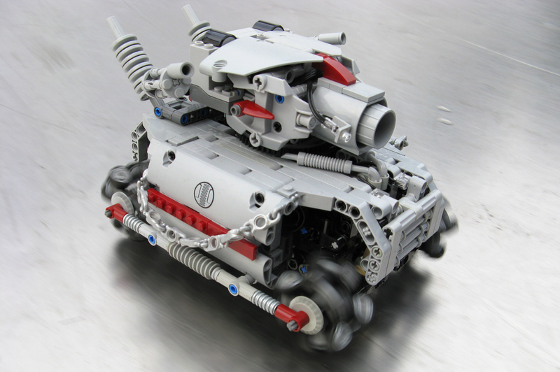 Lego, For the Love of the Brick Gods, MAKE THIS RC TANK