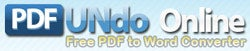 Convert PDFs to Word Online with Three Clicks