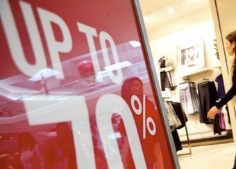 Desperate Retailers Want Us to Spend Even More