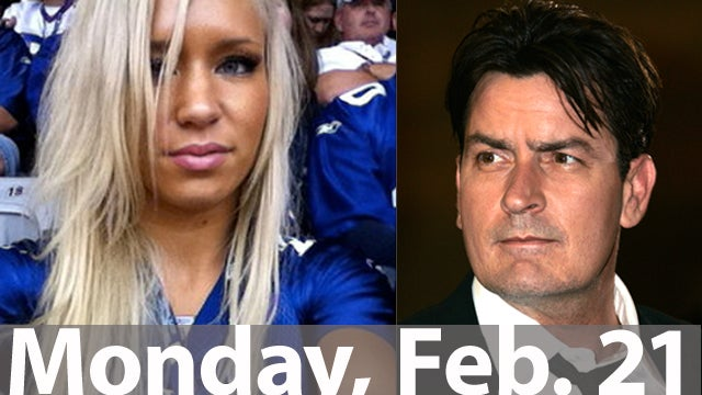 Porn Star Who Partied With Charlie Sheen Talks About His Really Pure Coke & Her Abortion