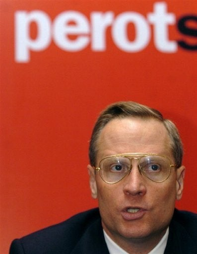 Dell Buys Ross Perot's IT Service Company For $3.9 Billion