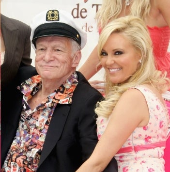 Hugh Hefner Taking Playboy Private (Heh)