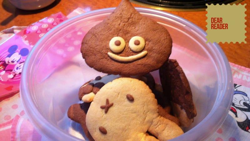 If You're Gonna Make Cookies, Make 'Em Cute