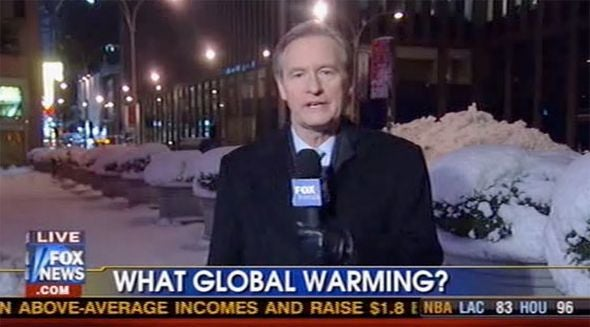 Fox News Coverage of Climate Change Is Now Only 72% Inaccurate