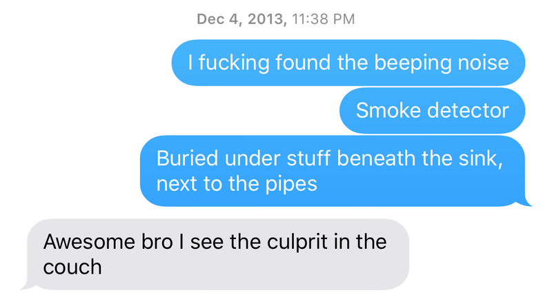 How to Find a Beeping Smoke Detector If You Don't Know Where It Is