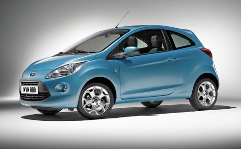 2009 Ford Ka Now Officially Official With High-Resolution Photos and Details