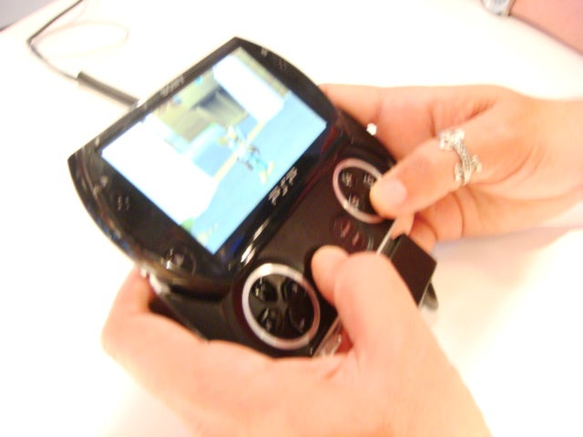 PSP Go: The Gallery