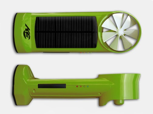 K3 Harnesses the Power of the Sun, the Wind, and the Electric Grid