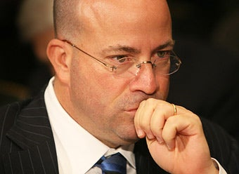 Jeff Zucker's End is Nigh