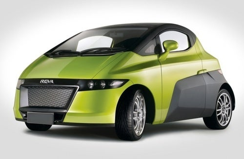 2011 Reva NXG: Like A Smart Car, But Electric