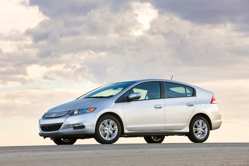 2010 Honda Insight: Production Ready