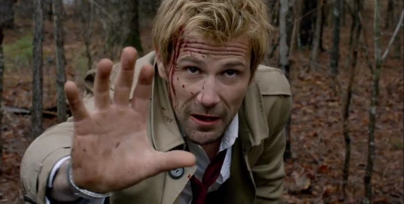 Does It Matter That The TV Version Of Constantine Is Straight?