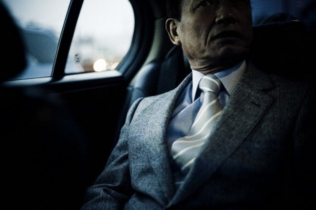 These Yakuza Photos Tell Brutal Tales of Chivalry