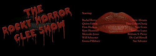 Glee defangs Rocky Horror with cuteness