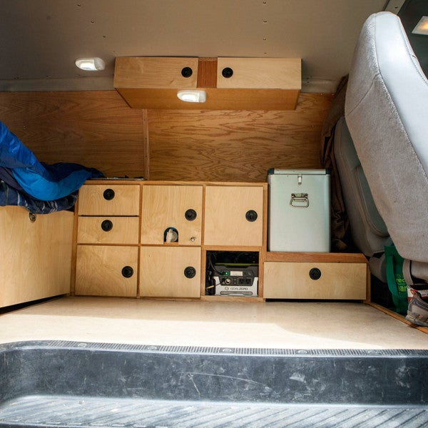 How To: Live In a Van
