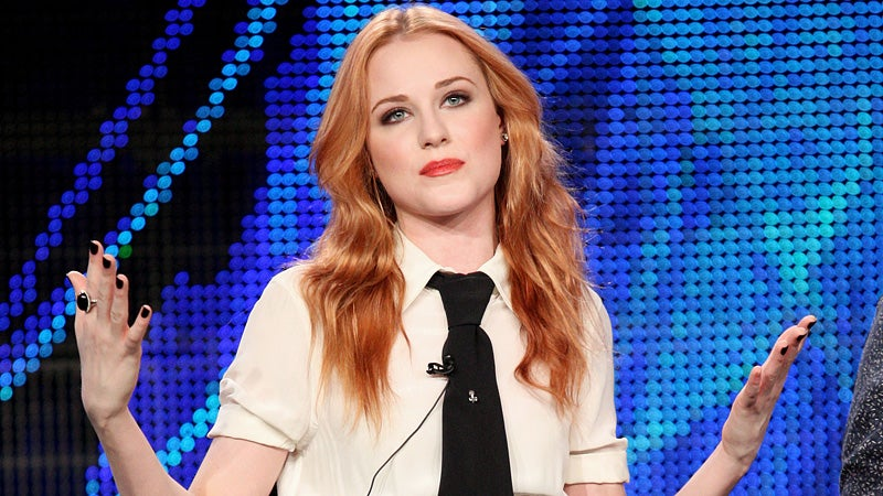 Evan Rachel Wood Dominates the Women She Dates