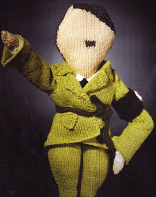 The Knitted Hitler Should Have Been Stopped At Munich
