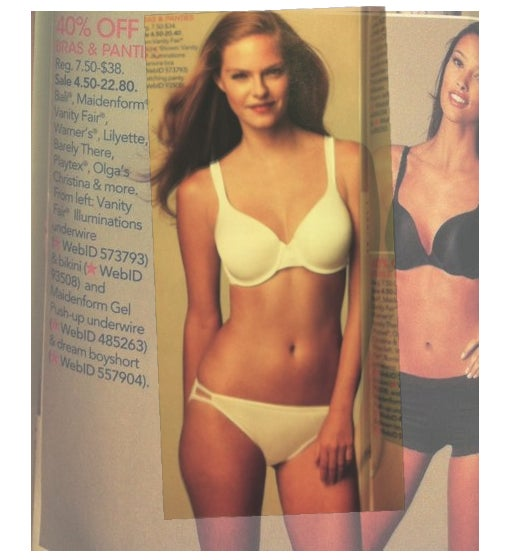 Macy's Photoshops Boobs Onto Model, Then Changes Its Mind [Updated]