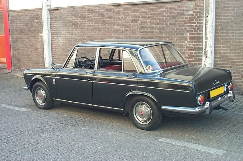 An Ode to Loveliness. The SIMCA 1300/1500 Series.