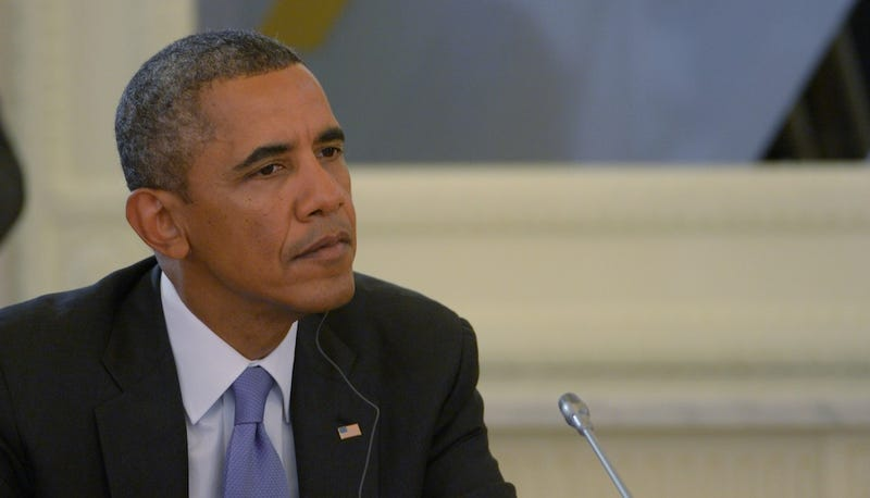 Obama: Syrian Strike On Hold if Assad Gives Up Chemical Weapons