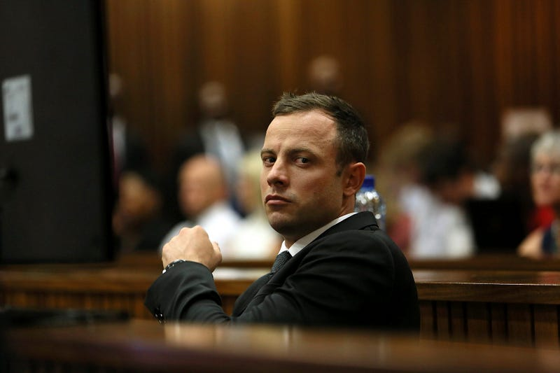 South African Cops Stole $10K Watch From Oscar Pistorius Crime Scene