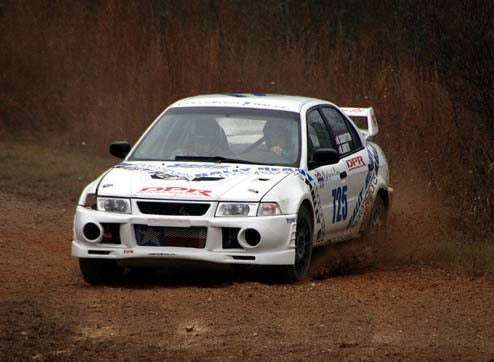Houston LeMons Miscreants Beware: Judges Coming After You In Pike's Peak Winning Evo!