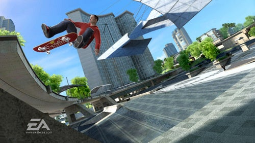 First Skate 3 Trailer And Screens