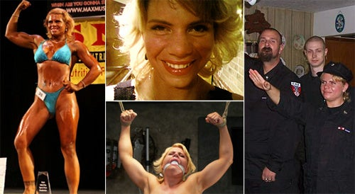 Meet the Bodybuilding Neo-Nazi Porn Star Who Embalms Dead People for a Living