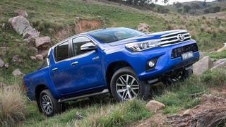 2016 Toyota Hilux: This Is It