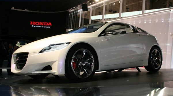 Honda CR-Z Coming To US?