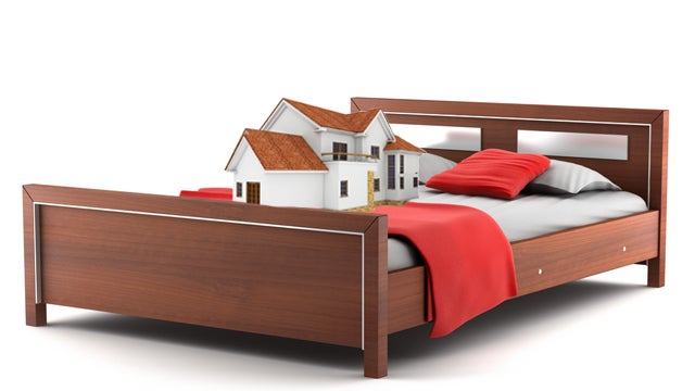 Your Bed Is Going To Eat Your House