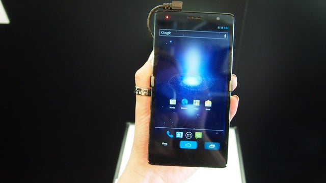 Panasonic's Second Eluga, the Eluga Power, Has a Better Battery and Ice Cream Sandwich
