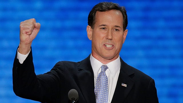 Rick Santorum on Being Conservative: 'We Will Never Have the Elite, Smart People on Our Side'
