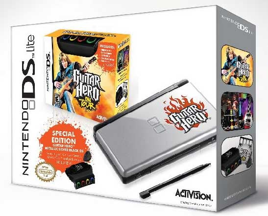 Guitar Hero Gets Its Own DS