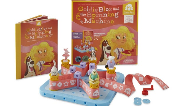 GoldieBlox Means Well But Doesn't Live Up to the Hype