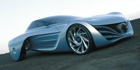 Mazda Taiki Design Concept