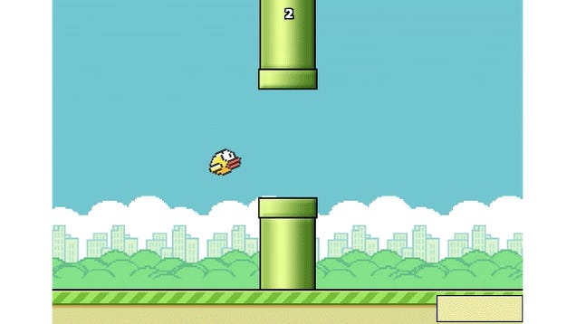 ​Take Out Your Anger At Flappy Bird By Murdering It