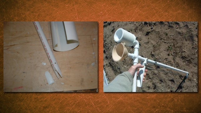 Garden Without The Back Strain with this DIY Seed Gun