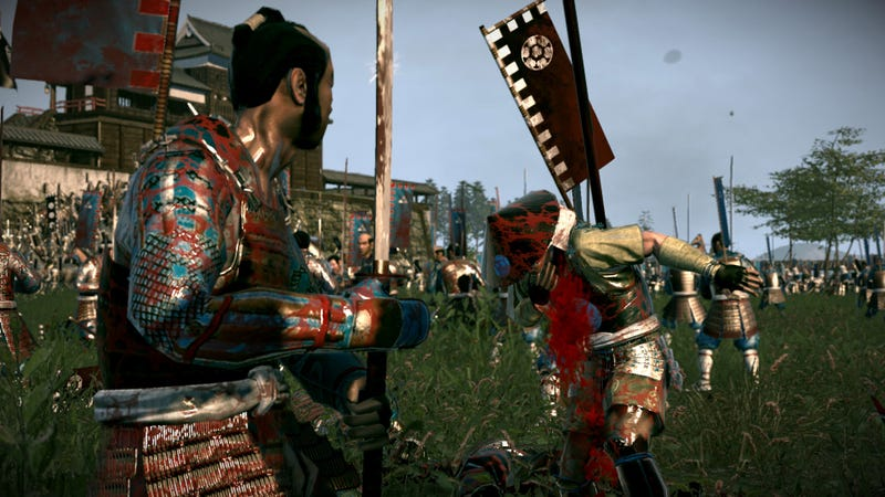 Limbs and Heads Fly Free In Total War: Shogun 2's Rating-Changing Blood Pack