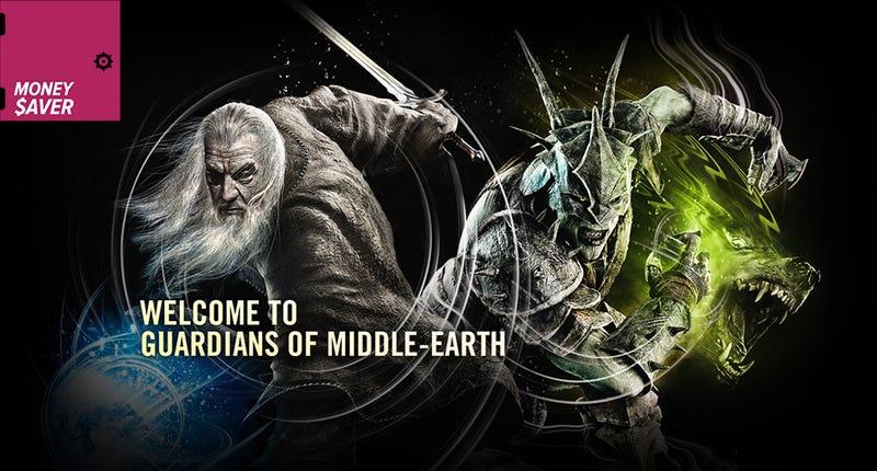 Moneysaver: Guardians Of Middle Earth, Defiance $5, Blacklist, BenQ