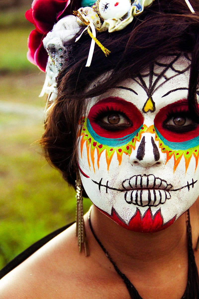 8 Skeletal Celebrations Of Día De Muertos