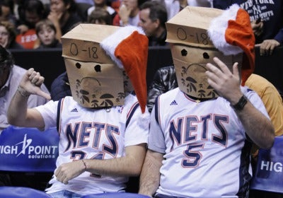 Say Goodbye To The New Jersey Nets