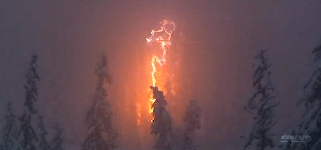 Interdimensional portal to hell opens in Norway—or something like that