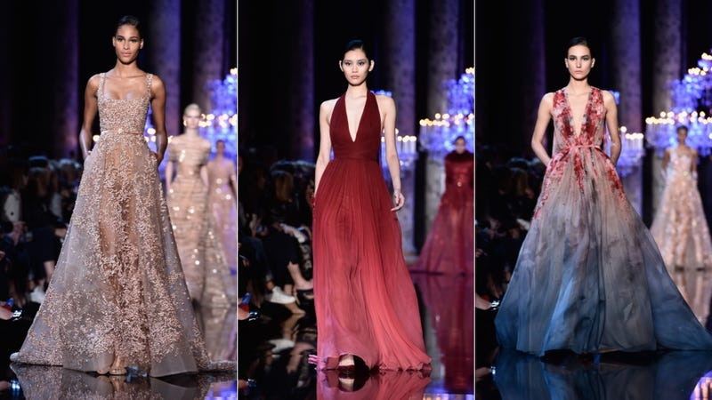 Elie Saab Couture: For the Decadent Fairy Queen in You