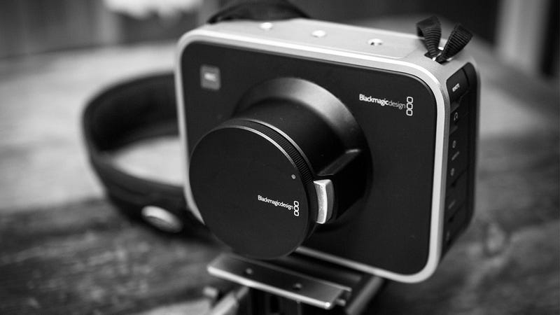 BlackMagic Cinema Camera: Whopping 2.5K Resolution for Under $3000